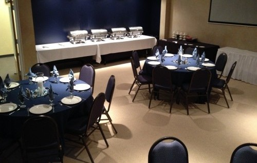 Blue Room - Event Facility in Knoxville